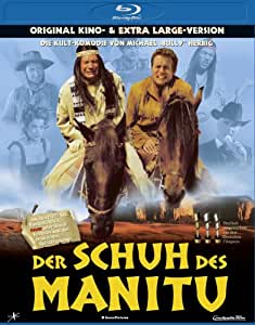 Der Schuh des Manitu (Original Kino- & Extra Large-Version) [Blu-ray]