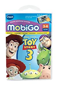 Disney VTech MobiGo Handheld Portable Learning System Toy Story 3 Software
