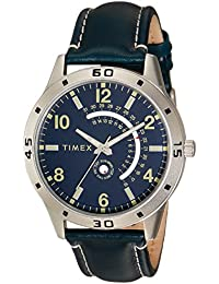 Timex Analog Blue Dial Men's Watch-TW000U925