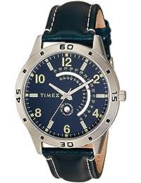 Timex Analog Blue Dial Men's Watch - TW000U925