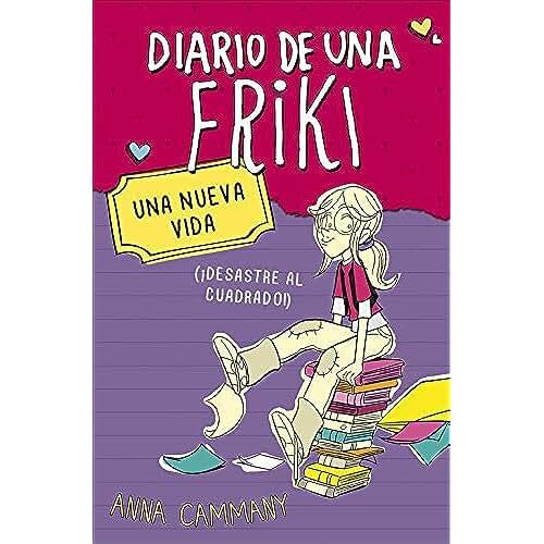 dia del orgullo friki Diario De Una Friki. Una Nueva Vida - Volumen 1