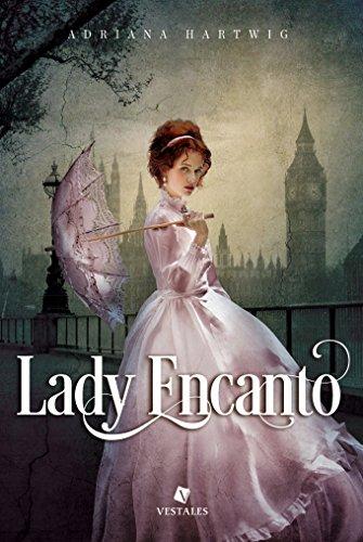 Portada del libro Lady encanto