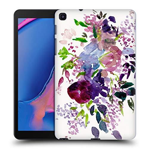 Head Case Designs Offizielle Mai Autumn Lilien Blumiges Bouquet Harte Rueckseiten Huelle kompatibel mit Samsung Galaxy Tab A 8 (2019) Mais Lilie