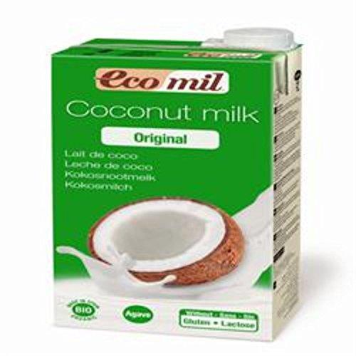 Ecomil - Coconut Milk - Original - 1L