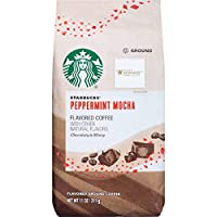 Starbucks Peppermint Mocha Naturally Flavored Ground Coffee