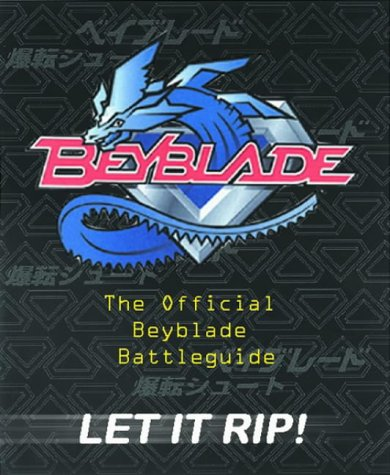 The offical Beyblade battle guide