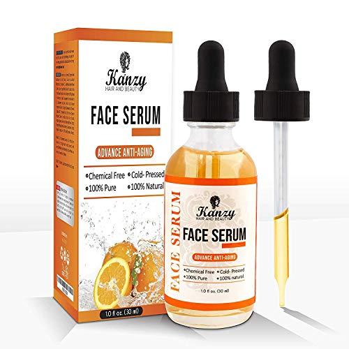 Hyaluronsäure Gesichtsserum | Vitamin C Retinol Serum Bestes für Anti-Aging, Anti Falten.