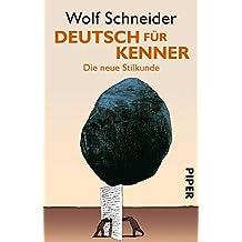 Deutsch für Kenner