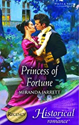 Princess of Fortune (Historical Romance)