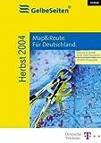 Gelbe Seiten+Map&Route Herbst 2004