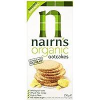 Nairn's Organico Torte Avena 250g (Confezione da 6)