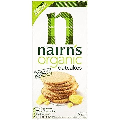 Nairn's Organico Torte Avena 250g