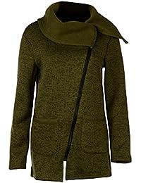 Reaso Femme Hiver Manteau Veste à Capuche Hoodie Sport Sweat shirt Casual Sweatshirt Jumper Sport Hauts Tops Pullover Blouse Blouson