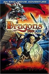 Dragons: Fire & Ice [DVD] [Region 1] [US Import] [NTSC]