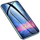 ESR Verre Trempé pour iPhone XR [Lot de 2] [Taille Réduite conçue pour Les Coques] [Garantie à Vie], iPhone XR 2018 6,1 Pouces' Film Protection Écran, Vitre Transparente Ultra Claire pour iPhone XR