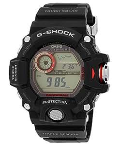 Casio G-Shock Digital Grey Dial Men's Watch - GW-9400-1DR (G485)