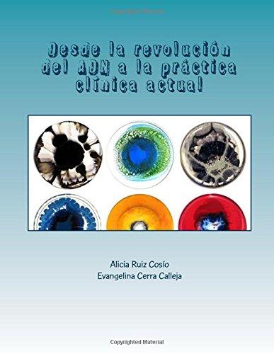 Portada del libro Desde la revolución del ADN a la práctica clínica actual