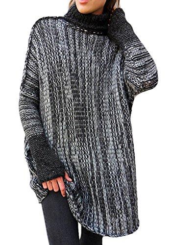 Camisunny -  Maglia a manica lunga  - Basic - Maniche lunghe  - Donna Multi-dark grey