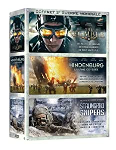 Seconde Guerre Mondiale : Hindenburg / Stalingrad Snipers / The Bomber