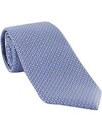 Summer Geo Silk Tie