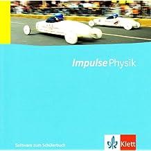 Impulse Physik, Gymnasium Bayern : Software zum Schülerbuch, Klassen 10-13, CD-ROM Für Windows 2000 (SP4)/XP Home/Pro (SP2)/Vista Home Premium