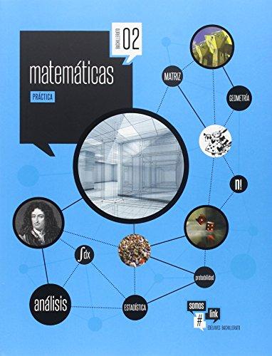 Matemáticas  2.º Bach. - 2 volumenes (Somoslink) - 9788414003329