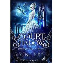 Court of Shadows: A Reverse Harem Epic Fantasy Adventure (Forbidden Magic Book 1) (English Edition)