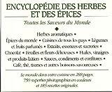 Image de Encyclopédie des herbes et des épices