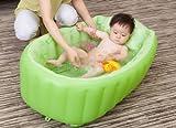 Aufblasbare Baby Badewanne Dusche Sitz Bad