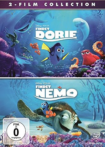 Findet Dorie / Findet Nemo - 2-Film Collection [2 DVDs] (Nemo Findet Dvd 2)