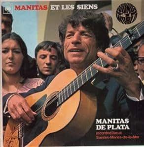 MANITAS ET LES SIENS LP (VINYL) UK CBS 1967