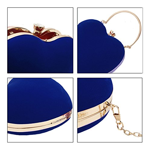 Meliya, Poschette giorno donna Blue