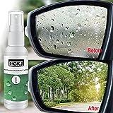 ZAK168 líquido Nano hidrofóbico, Repelente de Lluvia, Multifuncional, Resistente al Agua, para...