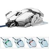 Combaterwing 4800 DPI Programmierbare 10 Tasten RGB LED Gaming Maus TH249 - 7