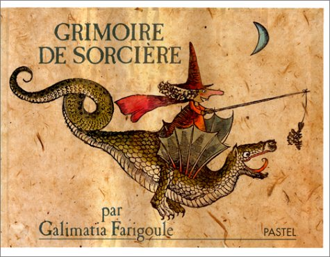 Le Grimoire de sorcière : Recettes, usages et histoires secrètes