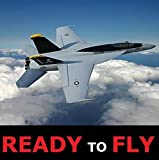 F-18 hornet F/A-18 avion/pilote de combat zinc FZL