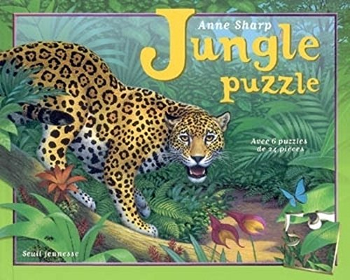 Jungle puzzle par Anne Sharp