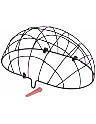 Basil BAS8FC - Cubierta para cesta para perro, color negro