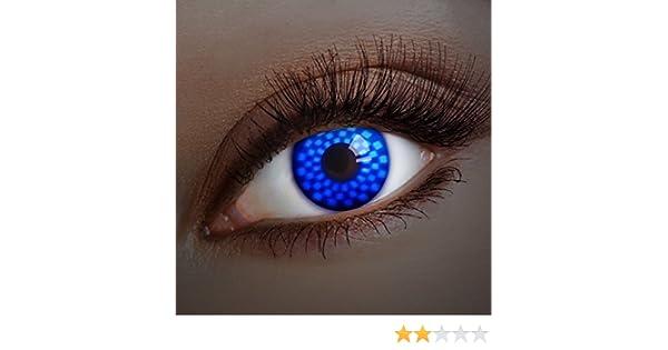 cd4fa8e819d0 UV Kontaktlinse UV Magic by aricona – Deckende farbige Jahreslinsen für  dunkle und helle Augenfarben ohne Stärke