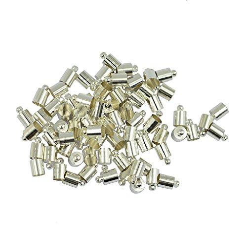 50pcs-laiton-cloches-cap-embouts-pour-bricolage-de-bijoux-pour-cordon-5-6mm-argent-blanc