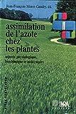 Image de Assimilation de l'azote chez les plantes: Aspects physiologique, bioch