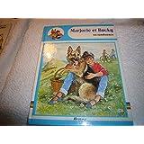 Marjorie et Bucky en randonnée (Collection Marjorie)