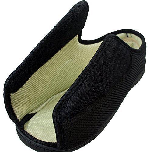 ct16001-open-toe-womens-mens-wide-black-shoe-slippers-size-9-uk-eu-43-