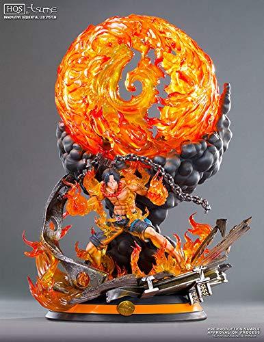 Tsume - Figurine One Piece - Portgas D. Ace HQS by 5453003570783 (D Figur Portgas Ace)