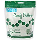 Candy Buttons Dark Green / Dunkelgrün
