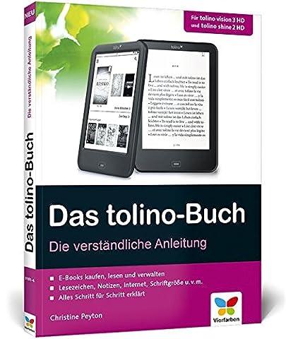 Das tolino-Buch: Die verständliche Anleitung