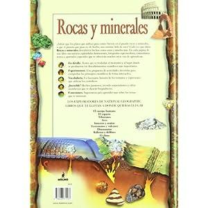 Rocas Y Minerales (NO FICCION IJ)