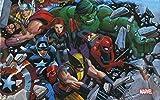 Les Grandes Batailles Marvel - Coffret métal