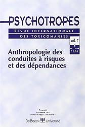 Psychotorpes nø2001/3 : recueils d'articles