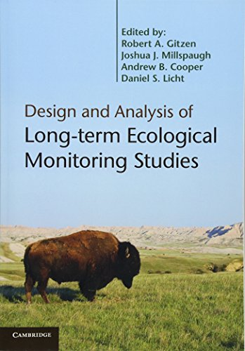 1 Cambridge 1 1 Licht (Design and Analysis of Long-term Ecological Monitoring Studies)